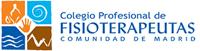 Centro inscrito en el censo de clínicas del Colegio de fisioterapeutas de madrid