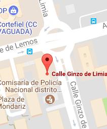 calle ginzo de limia 39 - Serenyal, <span>Fisioterapia y masaje</span>